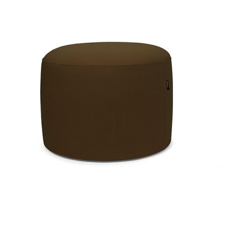 Puff Taburete 60x45 - Náutico Choco