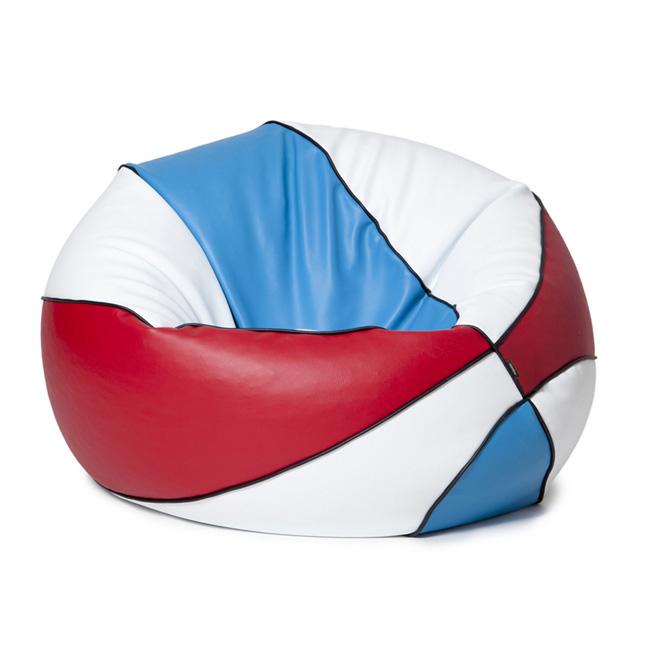 Puff Basket 90 Diamentro Juvenil - Tricolor