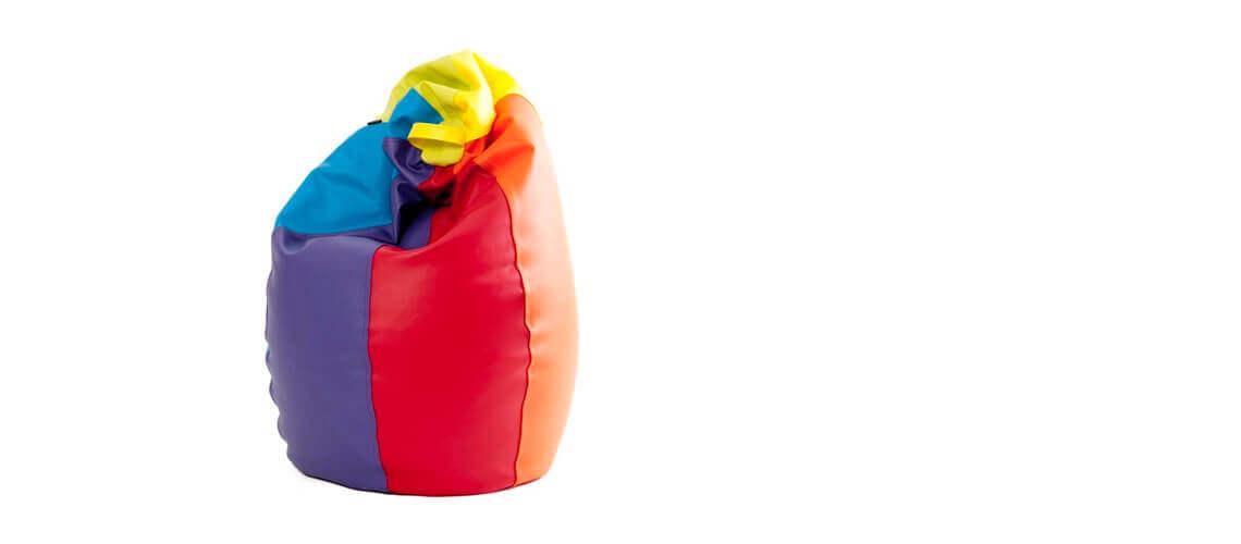 Puff Pera Super M - Multicolor