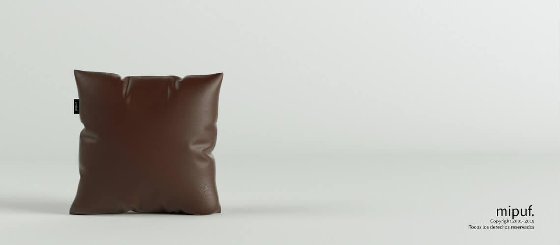 Cojín Chocolate 45x45
