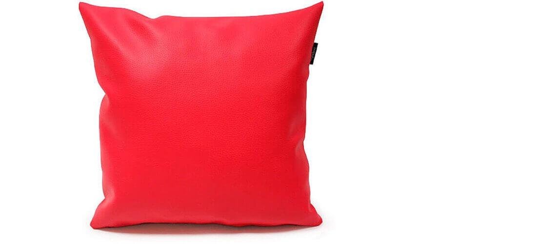Cojín Rojo 60x60