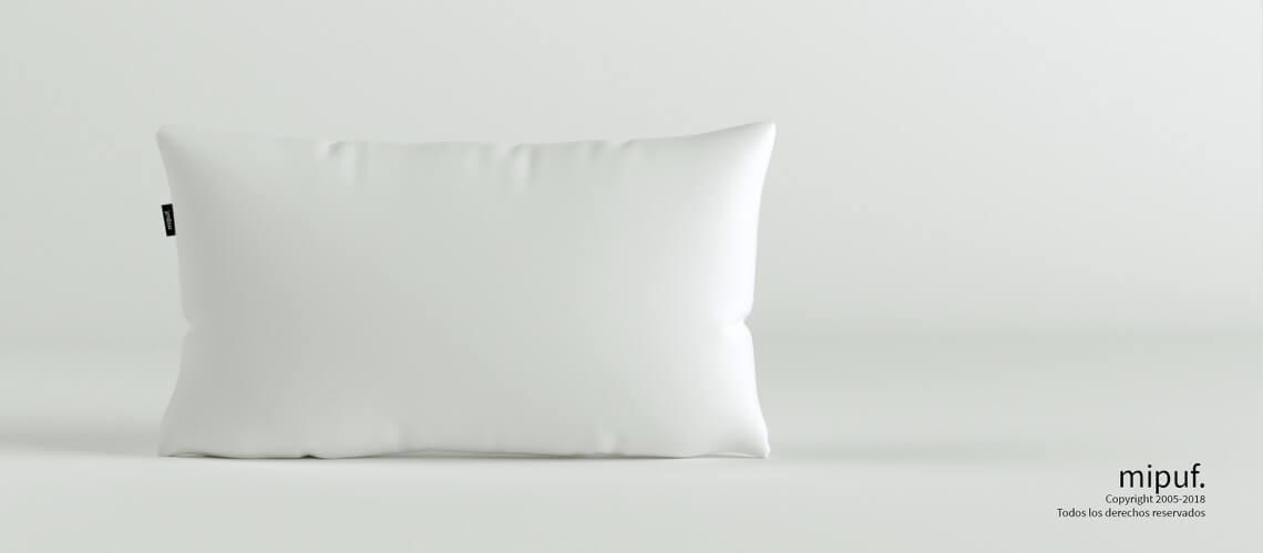 Cojín Blanco 70x50
