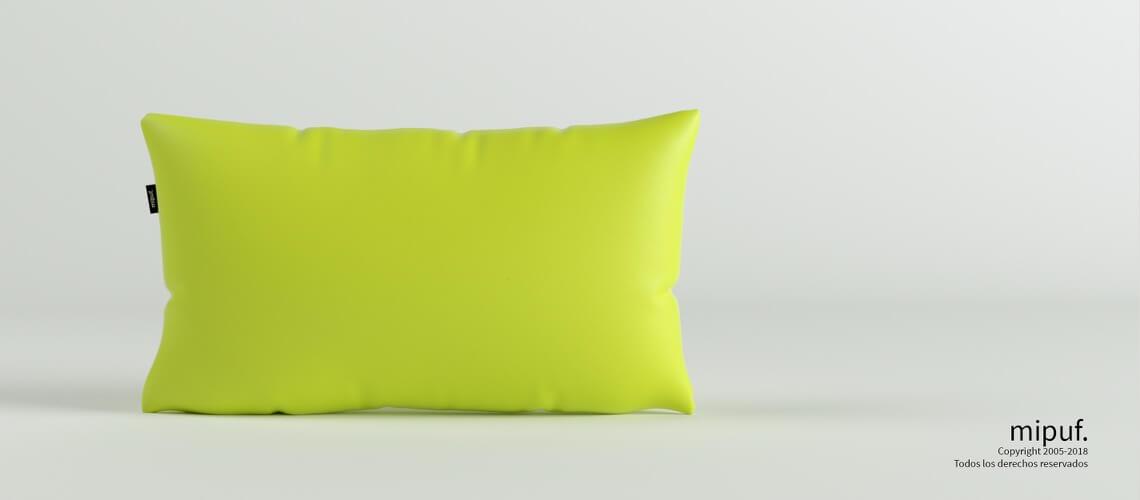 Cojín Verde 70x50