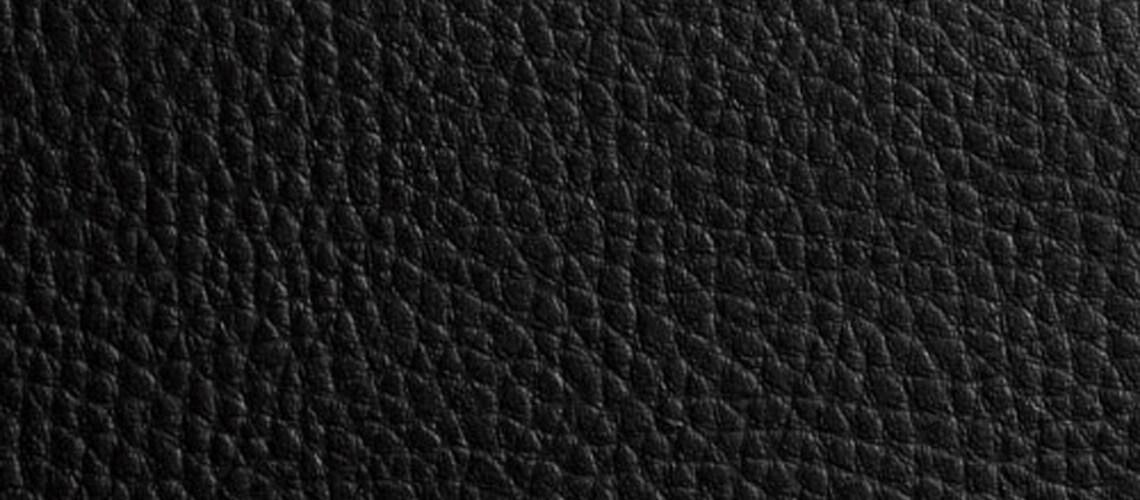 Puff Arcón 40x40x40 Polipiel Negro